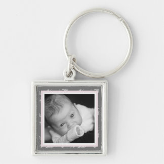Touch of Class Pink Key Chain