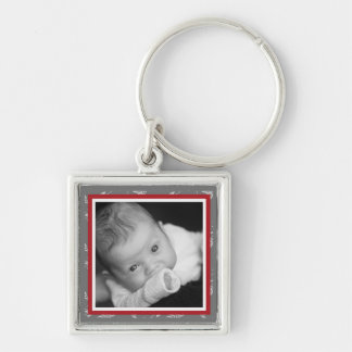 Touch of Class Red Key Chain