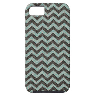 Touch of Color - Rustic Chevron Phone Case