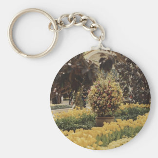 Touch of Gold Keychain