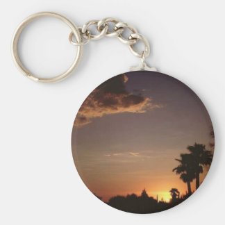 Touch-of paradise keychain