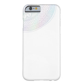 Touch of Rainbow Mandala Barely There iPhone 6 Case
