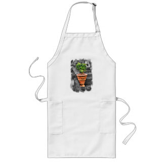 Touch Of Tuscany Long Apron