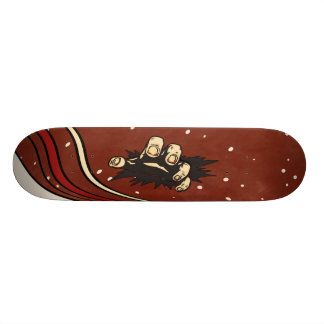 Touch Someone Skateboard