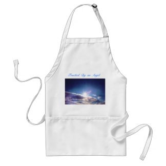 touched angel standard apron