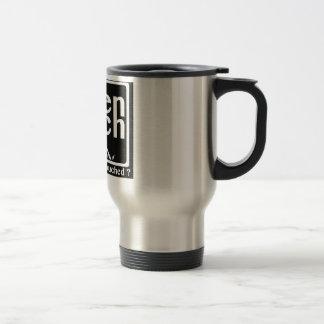 Touched Travel Mug