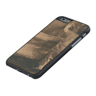 Touching the stars carved® maple iPhone 6 slim case