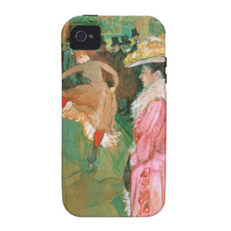 Toulouse-Lautrec The Dance Vibe iPhone 4 Covers