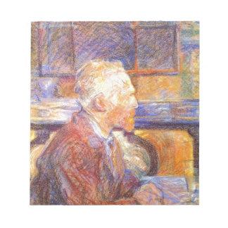 Toulouse-Lautrec - Van Gogh Notepad