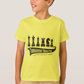 Tournament Director, Chess shirt