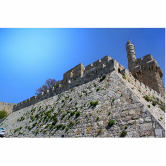 Tower of David - Photo sculpture