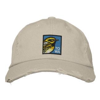 Townsend's Warbler. Baseball Cap