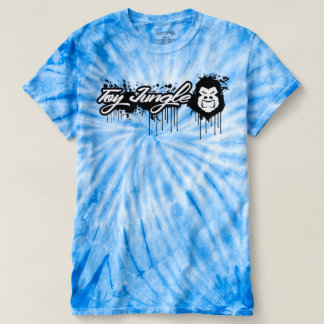Toy Jungle Men's Cyclone Tie-Dye T-Shirt