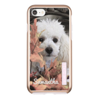 Toy poodle  DualPro Shine iPhone 7 Case