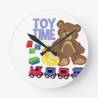 Toy Time Wallclock