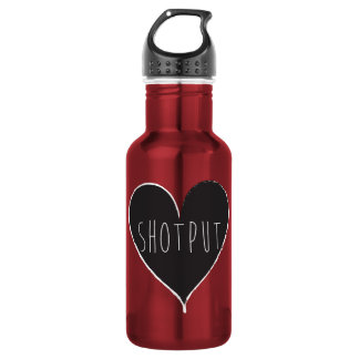Track and Field Shot Put Waterbottle 532 Ml Water Bottle
