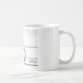Track Cyclist Coffee Mug