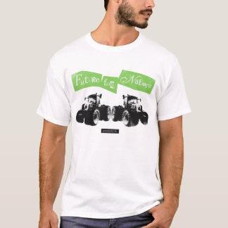 Tractor T shirt letter kimidori