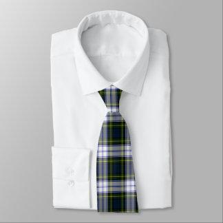 Traditional Gordon Dress Tartan Plaid Tie