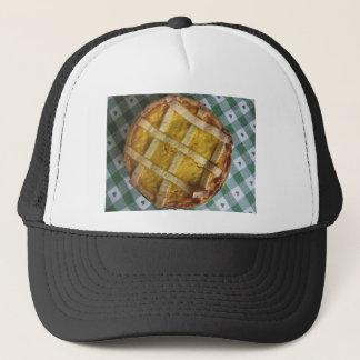 Traditional italian cake Pastiera Napoletana Trucker Hat
