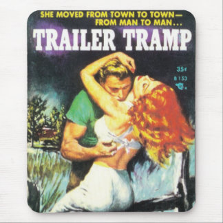 Trailer Tramp Mouse Pad