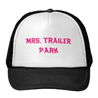 Trailer trash Hats