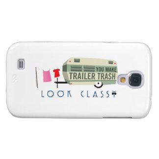 Trailer Trash HTC Vivid Touch Case Samsung Galaxy S4 Covers