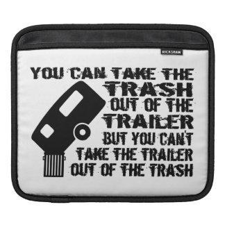 Trailer Trash iPad Sleeves