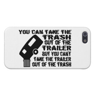 Trailer Trash Covers For iPhone 5
