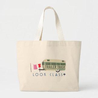 Trailer Trash Jumbo Tote Bag