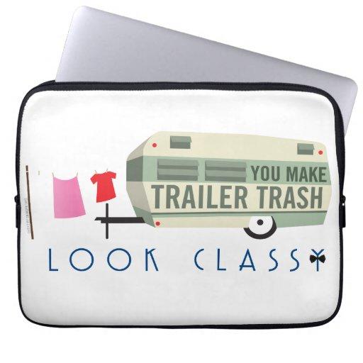 Trailer Trash Laptop Sleeve