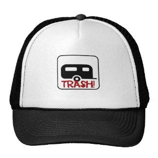 Trailer Trash Mesh Hat