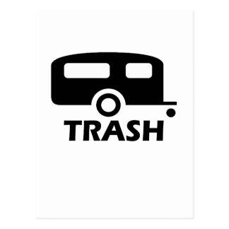 Trailer Trash Postcards