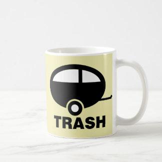 Trailer Trash ~ RV Travel Camping Coffee Mugs