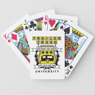 TRAILER TRASH UNIVERSITY CARD DECKS