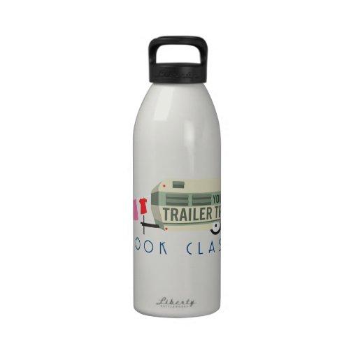 Trailer Trash Water Bottle