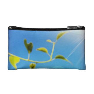 Trailing Vine Themed Cosmetic Bag
