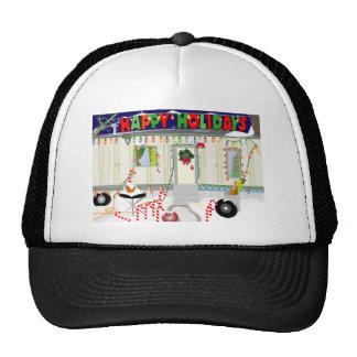 Trailor trash Christmas 2011 Cap