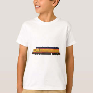 Train Engine: Chesapeake Color Scheme: T-Shirt