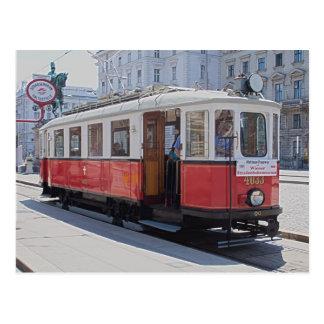 Tramway 4033 postcard