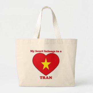 Tran Tote Bag