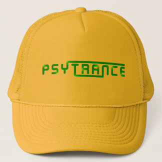 trance psytrance hat