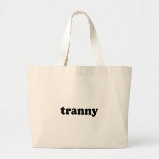 TRANNY TOTE BAGS