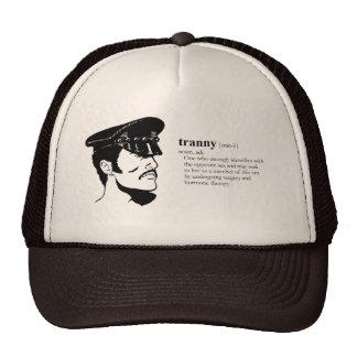 TRANNY CAP