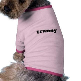 TRANNY DOGGIE TEE SHIRT