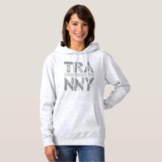 TRANNY Evolution - 11-Speed Car Transmission, Gray Hoodie