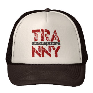 TRANNY For Life - Reliable Car Transmissions, Red Cap