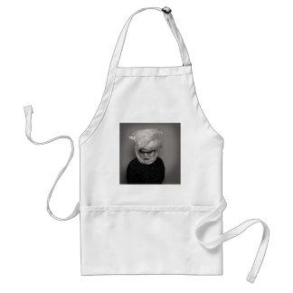 tranny granny adult apron