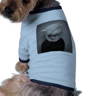 tranny granny dog tee shirt