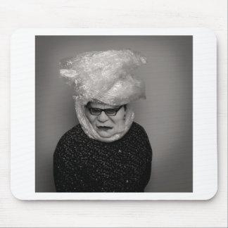 tranny granny mouse pad